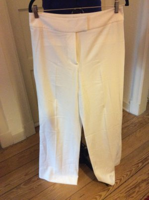 H&M Studio Palazzo Pants natural white
