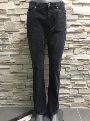 Vanilla Corduroy Trousers black