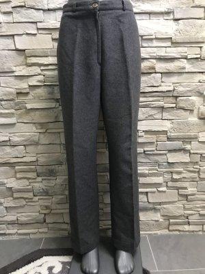 Anna Wenz Woolen Trousers grey