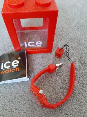 Ice watch Digital Watch red