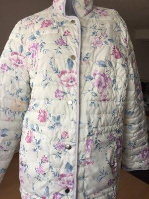 Bexleys Chaqueta acolchada rosa-blanco