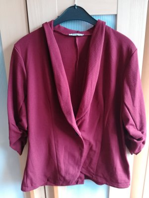 Beyove Shirt Jacket dark red-bordeaux