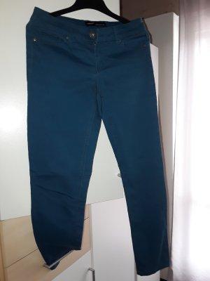 Arizona Tube Jeans turquoise