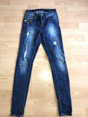 Colloseum Jeans skinny multicolore