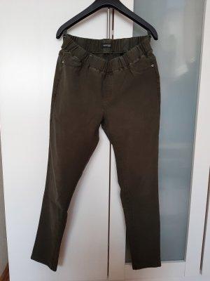 Woman by Tchibo Stretch Jeans khaki