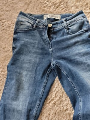 Cecil Jeans slim fit blu