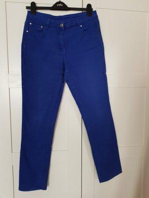 Gina Benotti Pantalón de tubo azul