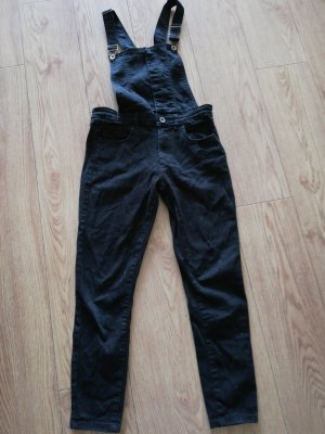 Forever 21 Dungarees black