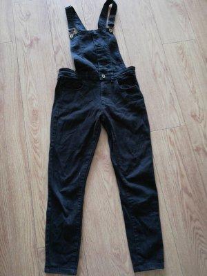 Schöne Jeans-Latzhose