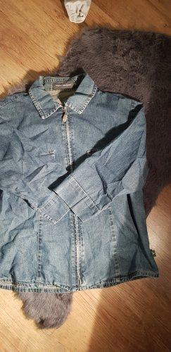 Tom Tailor Veste en jean multicolore