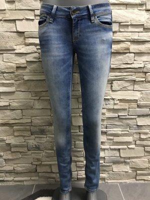 Colins Tube Jeans azure-cornflower blue