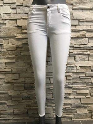 Lexxury Stretch Jeans white