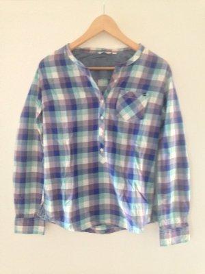 Schöne Karo-Bluse von Roxy