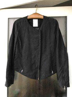 Esprit Veste chemisier noir polyester