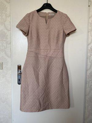 Apriori Shortsleeve Dress rose-gold-coloured