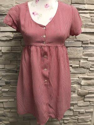 Schöne Kurzärmlig Bluse von Hennes Collection Gr XS