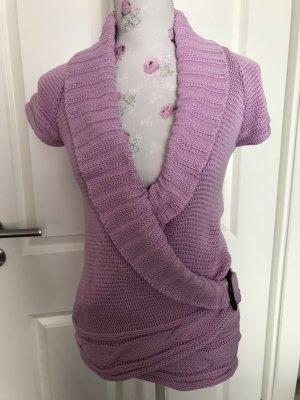 Schöne Kurzärmlig Pullover von Apart Gr 34