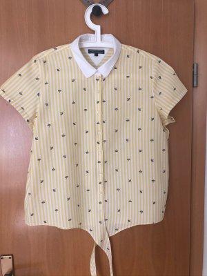 Schöne kurzärmlige Bluse von Tommy Hilfiger in Gr 10 (40)