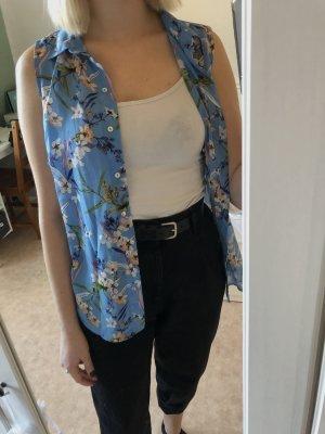 Schöne Kurzarm Bluse