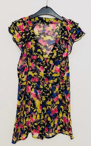 Schöne Kurzarm Blusen Vintage Größe 36
