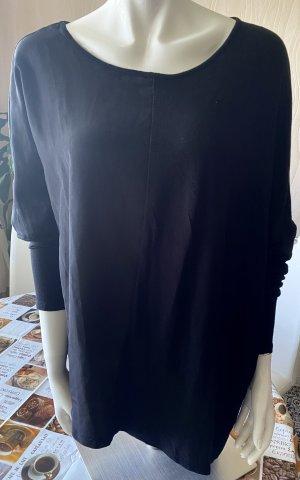 Object Camicia lunga nero
