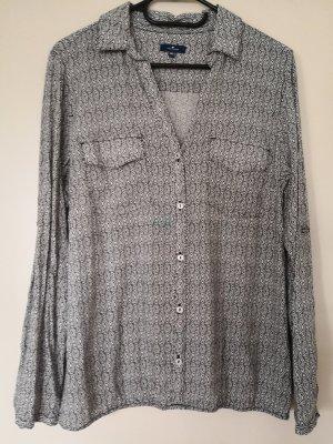 Schöne Langarm-Bluse von Tom Taylor