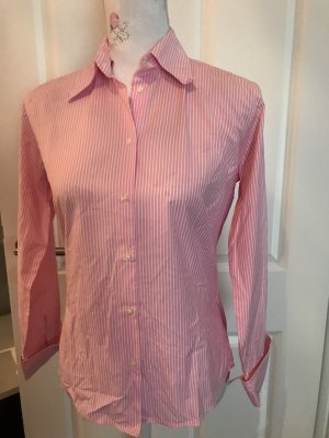 Milano Long Sleeve Blouse white-pink