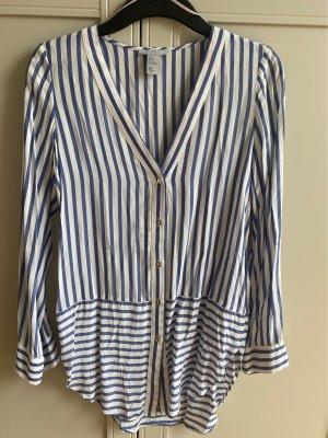 Schöne lange Bluse - ideal für den Frühling/Sommer