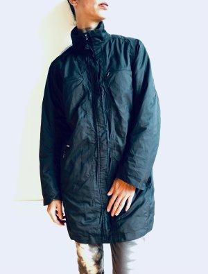 Aigle Between-Seasons-Coat black