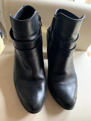 Hallhuber Zipper Booties black