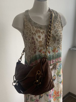abro Carry Bag brown leather