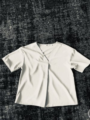 Schöne leichte Bluse von Uniqlo