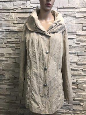 Schöne leichte Mantel von Adagio Gr 46