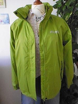 Etirel Raincoat grass green-meadow green nylon