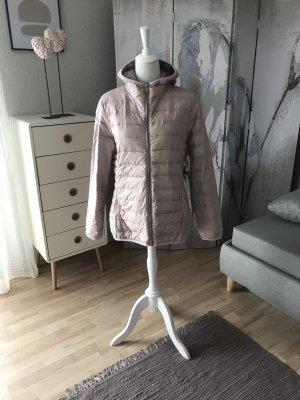 100% Fashion Giubbotto trapuntato rosa pallido