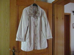 Canda Long Jacket oatmeal polyester