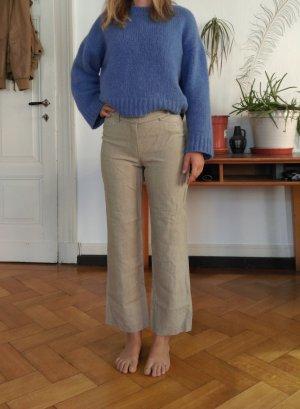 Gerard darel Pantalon en lin chameau lin