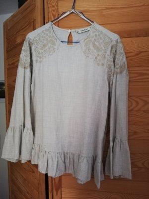 Schöne lockere Bluse von Zara
