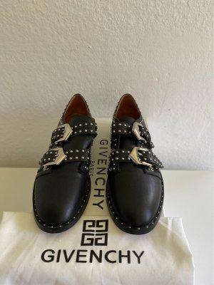 Givenchy Zapatos Mary Jane negro Cuero