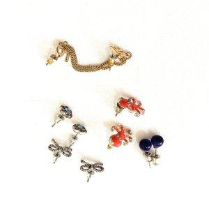 Schöne Mode Ohrringe 5 Stück