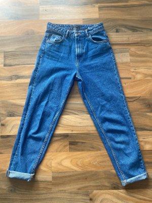 Schöne Mom Jeans, Zara