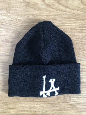 Brandy & Melville Fabric Hat black-white