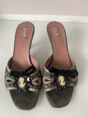 Schöne Mui Mui (Prada) Schuhe
