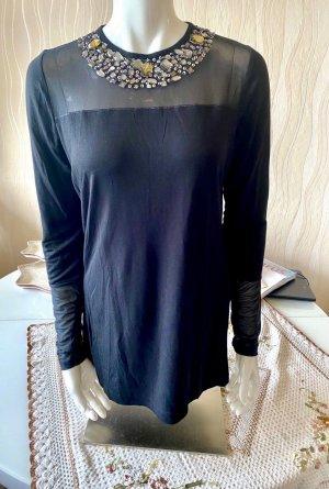 Blacky Dress Bluzka z długim rękawem Wielokolorowy