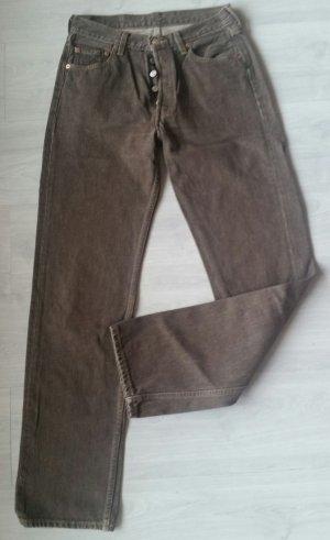 Levi's Jeans svasati marrone