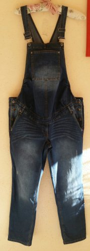 bpc Bib Denim dark blue