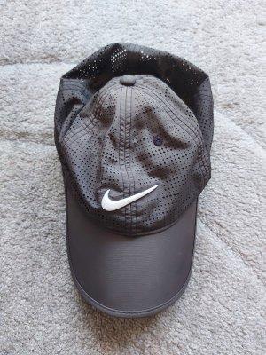 Nike Gorra de béisbol blanco-gris