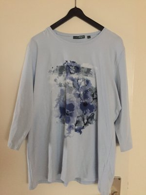 charles vogele Camicia lunga azzurro-blu