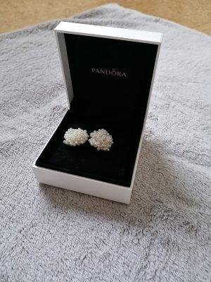 Schöne Ohrringe kleine Perlen