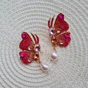 Asos Pearl Earring multicolored